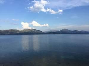 İki Göl,  Bir Deniz, Tarihi Yerler ve Sivrisinekler/  Yaz Gezisi, Birinci Bölüm