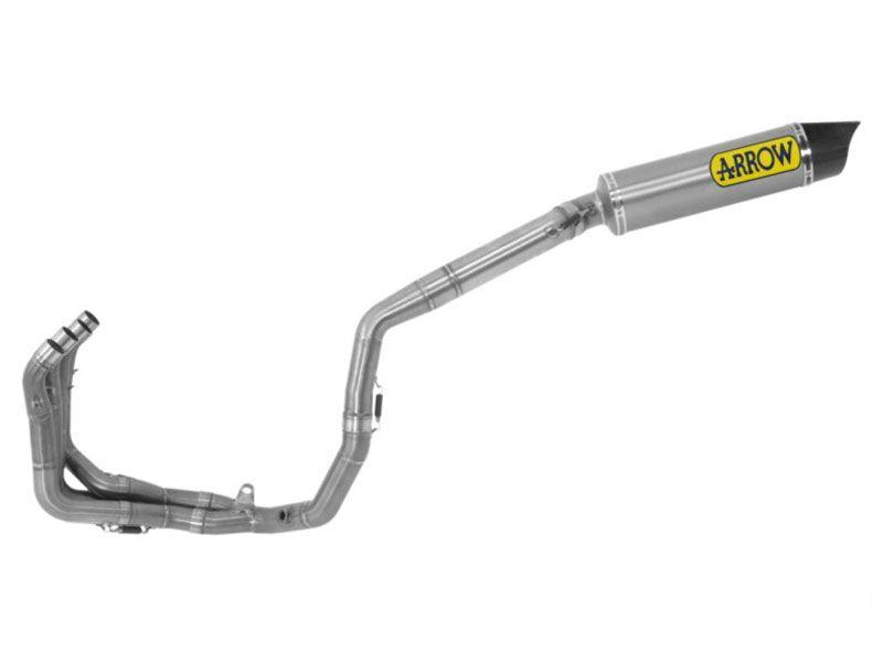 Escape titanio kit completo competicion Honda CBR600RR 13