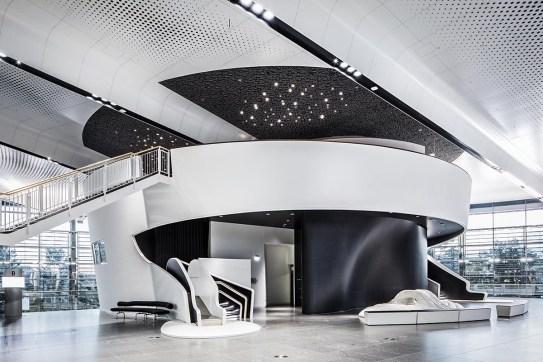Corporate Highlights 2015/2016 // Autostadt GmbH / Agentur: Werner Sobek Design / Wolfsburg 2015 / Foto: Nils Hendrik Mueller