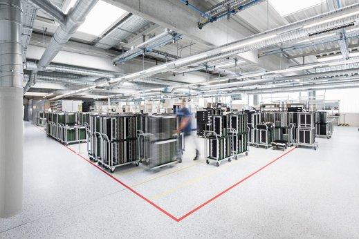 Kunde: Deutsche Beteiligungs AG / Firma: Sero / Rohrbach 2019 / Fotograf: Nils Hendrik Mueller