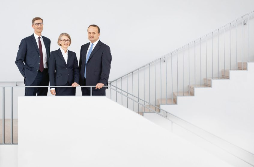 Kunde: Deutsche Beteiligungs AG / Agentur: SHE / Frankfurt 2020 / Fotograf: Nils Hendrik Mueller