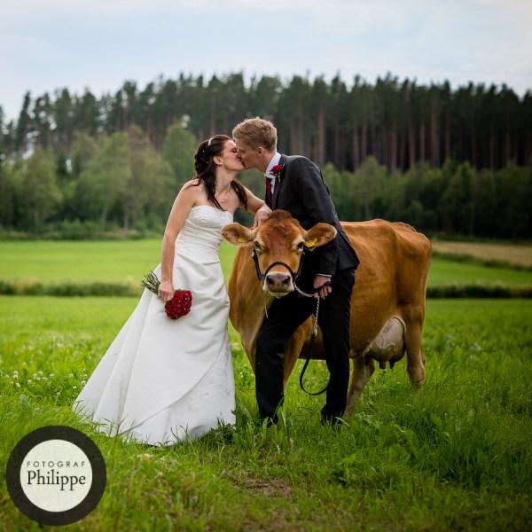 Vårt bröllopsfoto