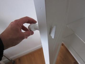 Slaapkamerkast oude deuren  kastenwand  Nils Verweij