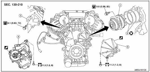 2010 Nissan Maxima Engine Diagram / 2003 Nissan Maxima