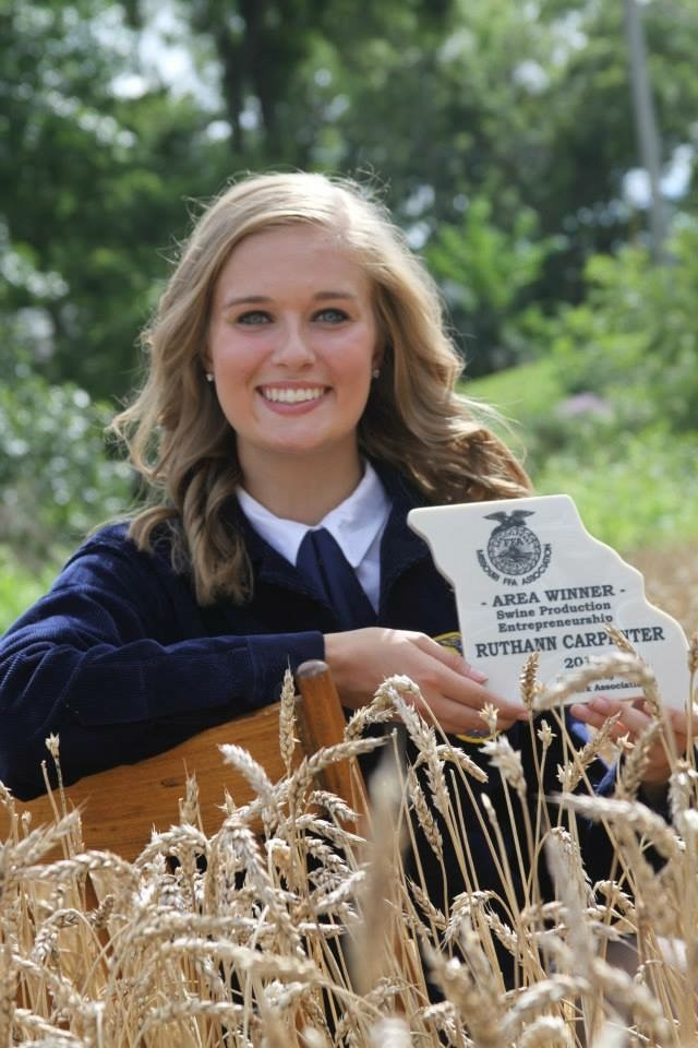 Ruthie and award