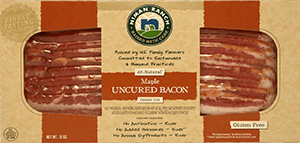 Uncured Maple Bacon