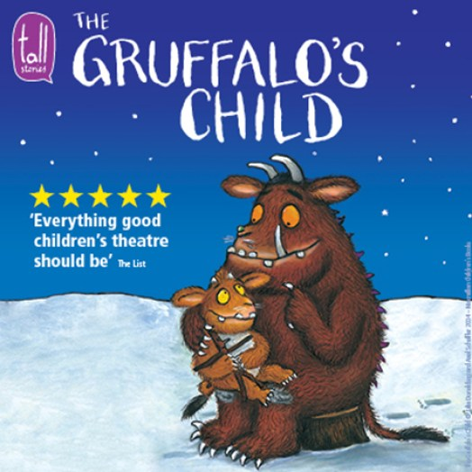 Image result for lyric theatre gruffalo's child