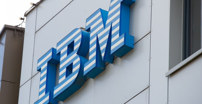 "IBM Crypto Chief Calls Company the ""Leader"" in Blockchain Technology"