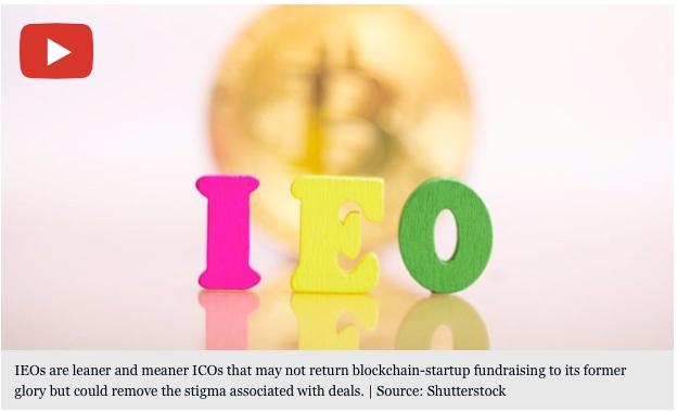 IEOs Raise Half a Billion, Keep Fundraising Alive for Blockchain Startups