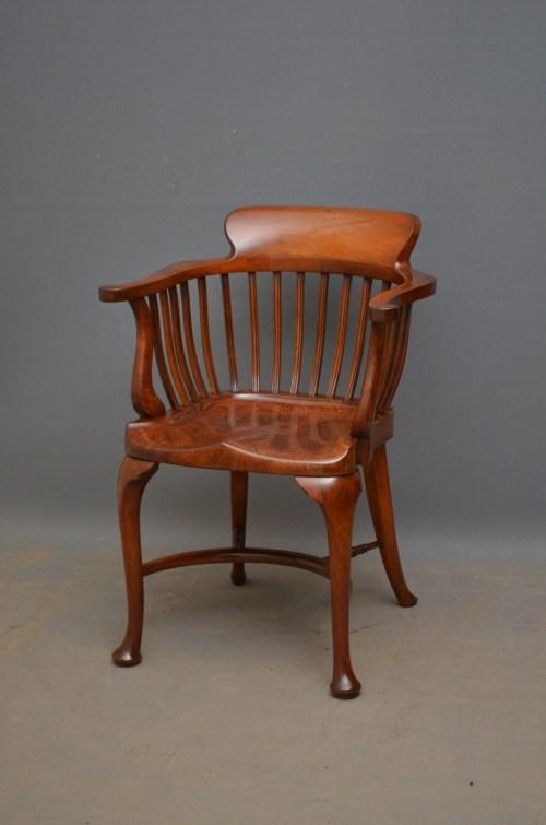 Victorian desk chair