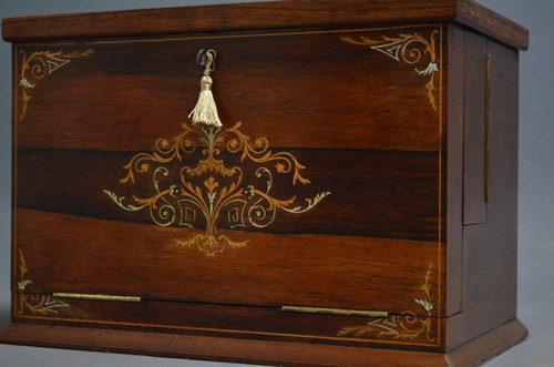 Victorian Stationary Box