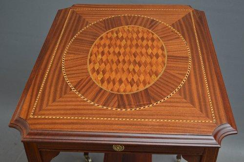 An Elegant Edwardian Occasional Table