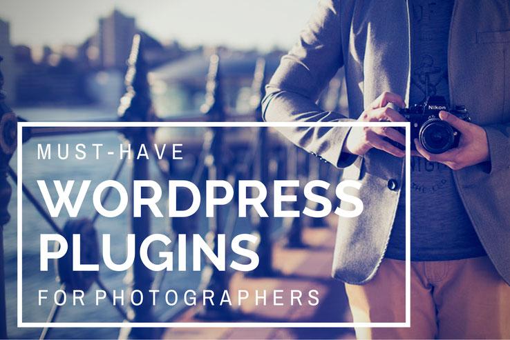 Plugins WordPress para Fotógrafos