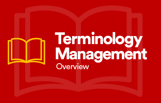 Terminology Management Systems<span class=