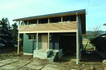 二村建築 新築 (2)