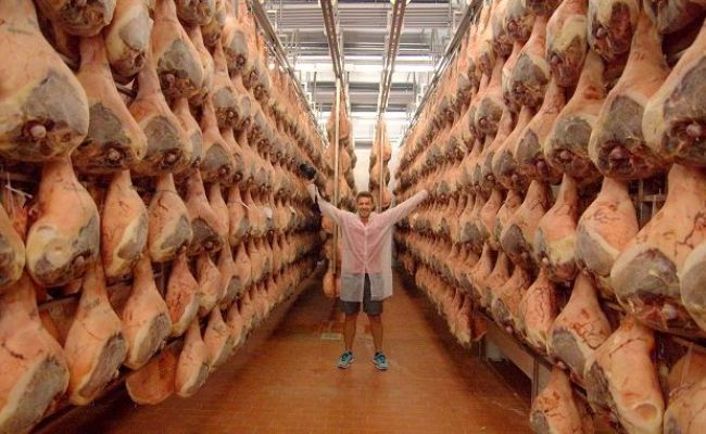 Festival Of San Daniele Prosciutto And A Guided Tour To A