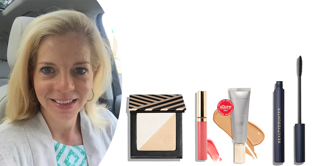 On the Run: The Perfect Makeup Look In Under 3 Minutes