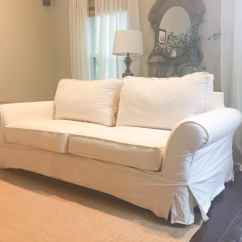 Pottery Barn Anywhere Chair Cover Shrunk Wedding Covers Wholesale Uk Slipcovered Pb Comfort Sofa Review With Shrunken Slipcover