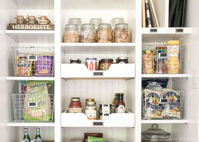 how to create a pantry in small kitchen best japanese knives 10 organization ideas   tips and tricks for an ...