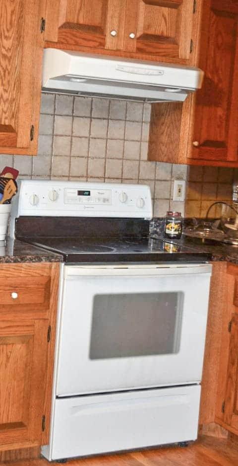 kitchen fan cover outdoor prefab kits diy storage range hood custom vent tutorial