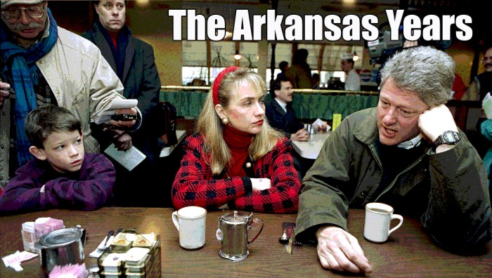 theClintonScandalMemesHeader Arkansas Years JPG1