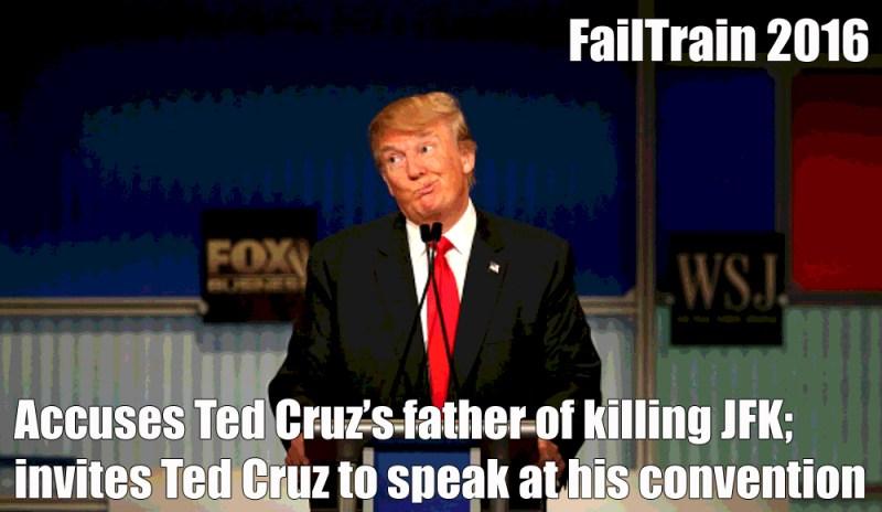 FailTrainTraitor Ted