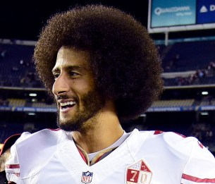 He man not play, but Kaepernick will be on America's mind in Week 1