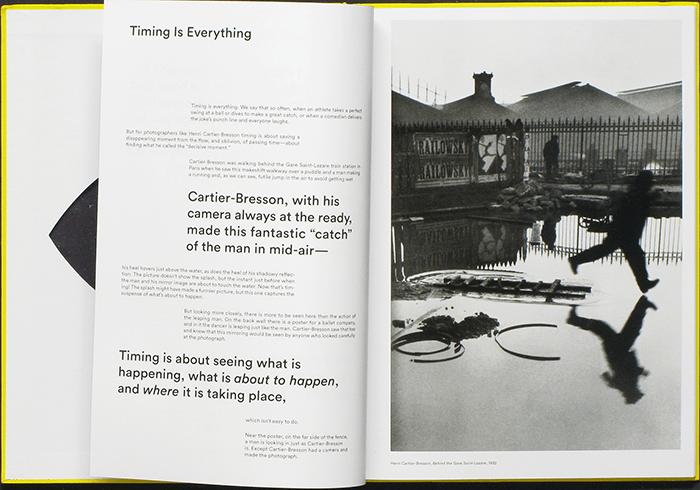 fotografía libro seeing things cartier-bresson