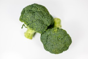 Broccoli-spinaziesoep