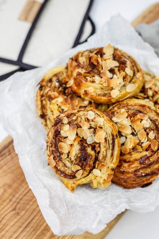 Appel-kaneelbroodjes