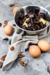 Brownies met pecannoten