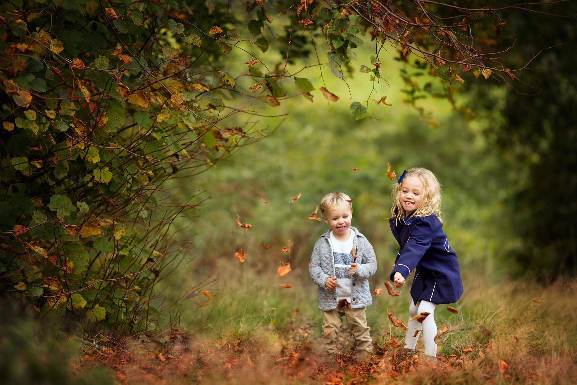 Outdoor childrens photography hemel hempstead