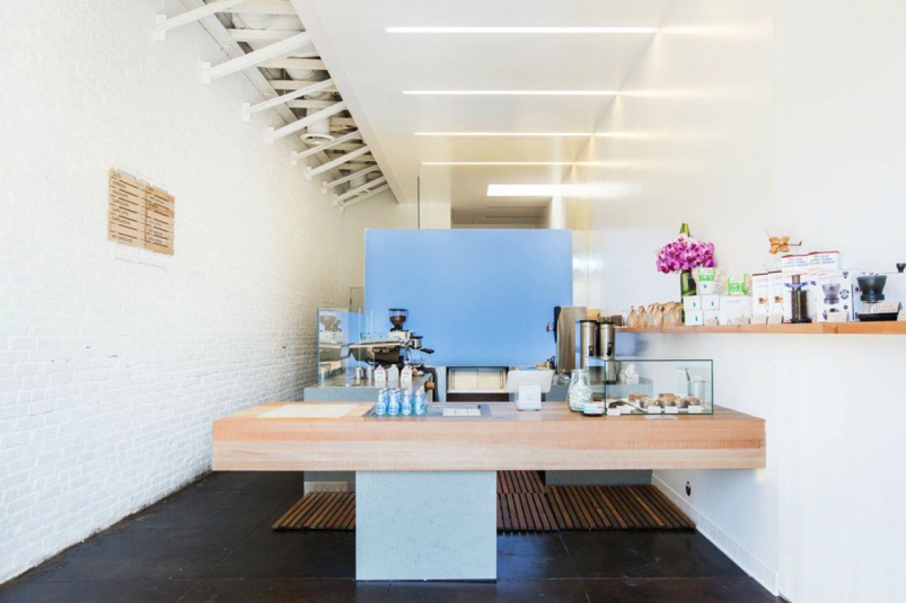 Blue Bottle Coffee, Venice Beach