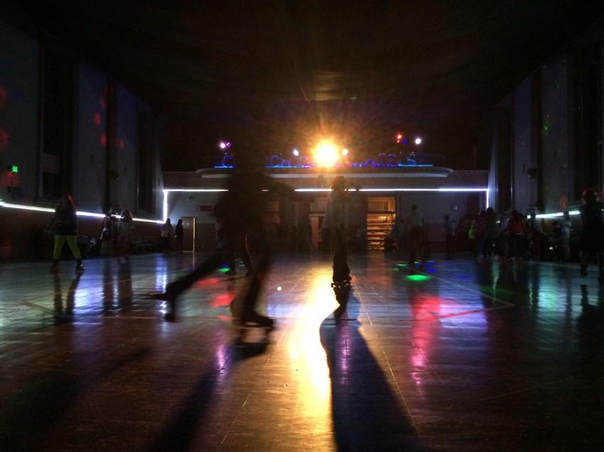 Roller Disco i SF