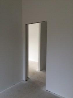 Fra Gæsteværelse til stuen