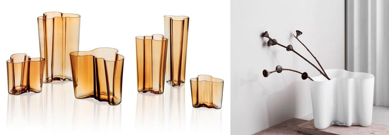 Aalto vasen for ittala - tidsløst design