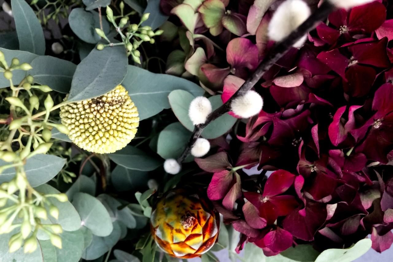 Nina Marquardsen - juleferie - blomster