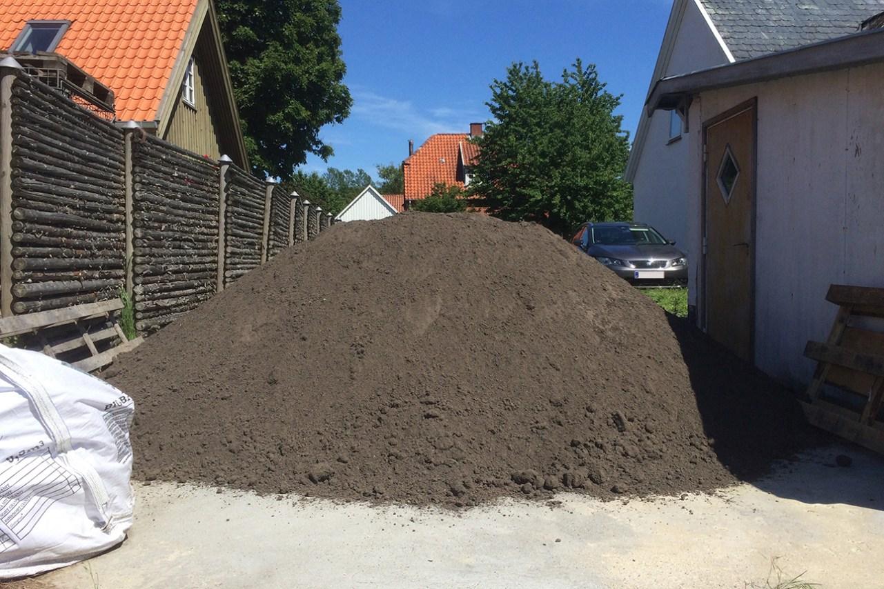 Haveprojekt - jord - Nina Marquardsen