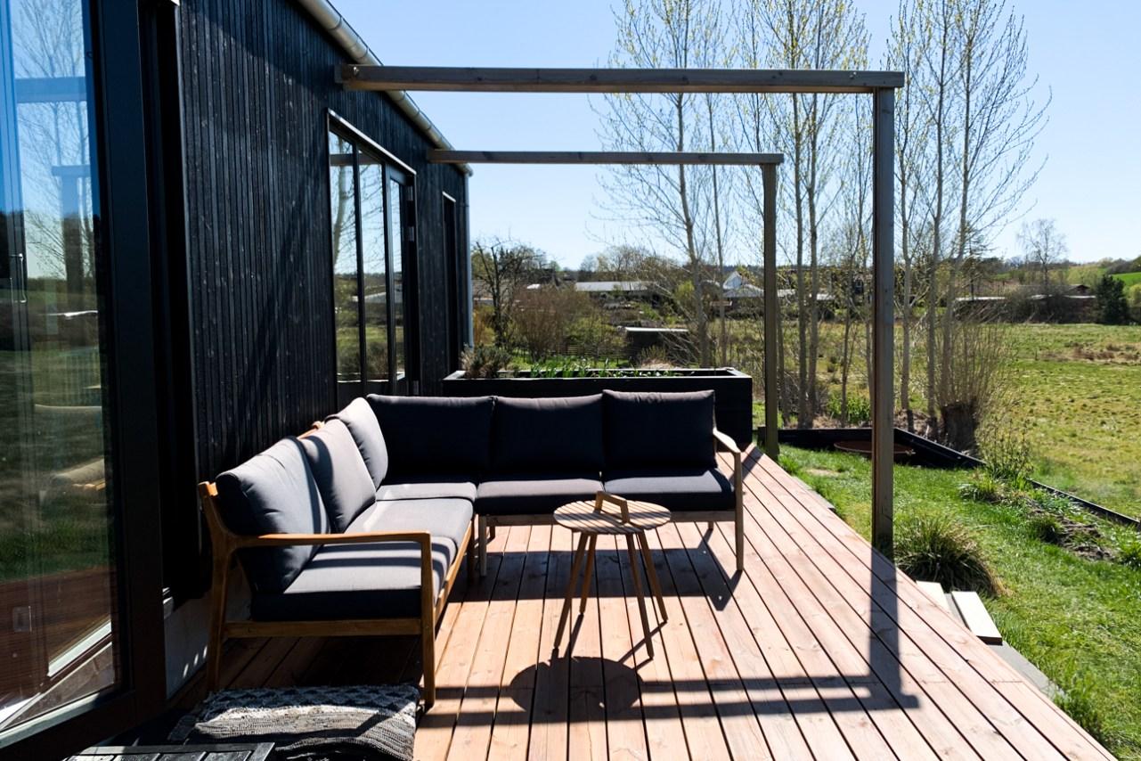 Forår på terrassen