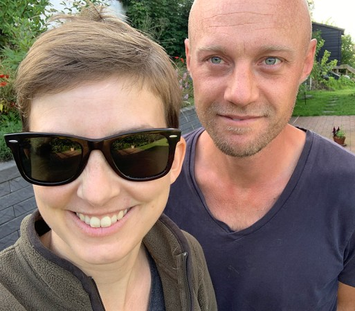 Sommerferie – Sverige via Fanø
