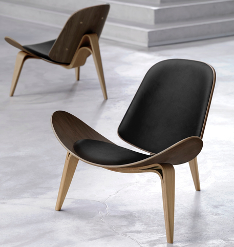 The-Shell-Chair