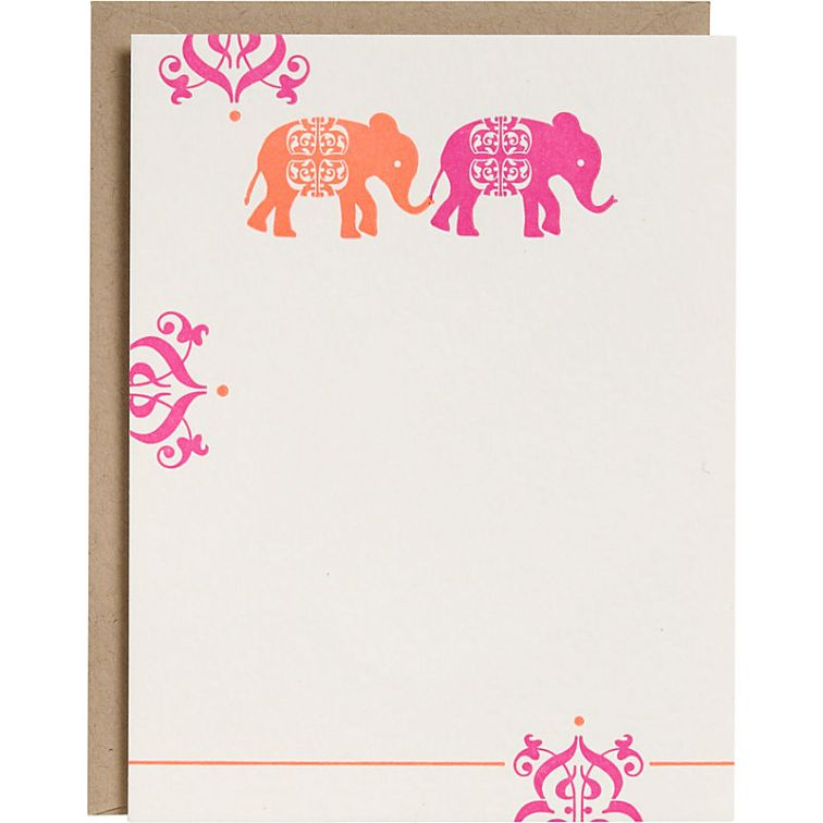 Two Elephants Paper Source