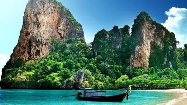 beautiful thailand landscapes