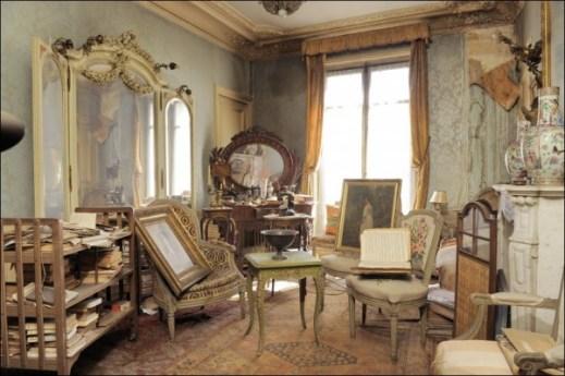 L'appartamento abbandonato di Pigalle