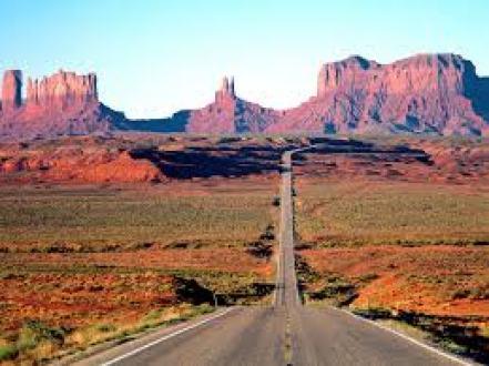 La strade infinite dell'Arizona, verso Sonora