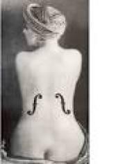 Kiki nella foto di Man Ray