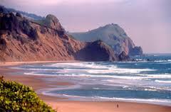 Le spiagge di Lincoln City Oregon
