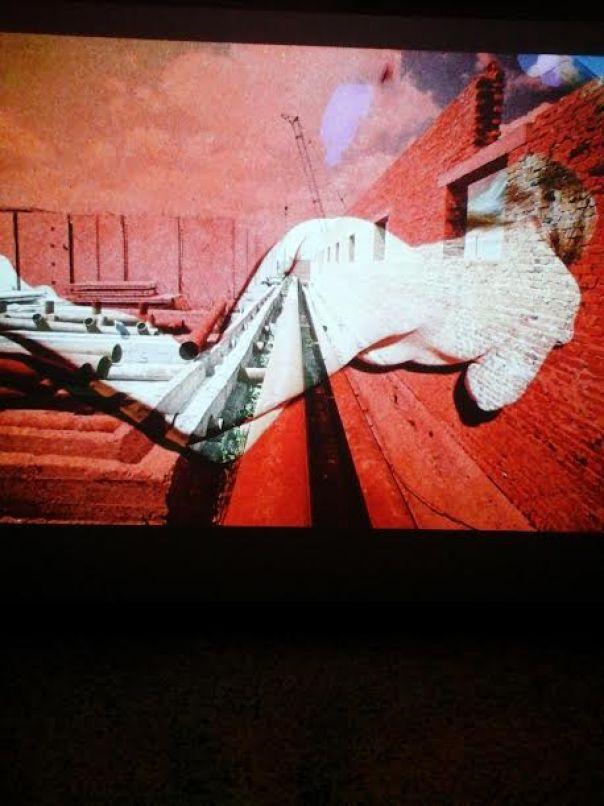 Foto della serie superimposition