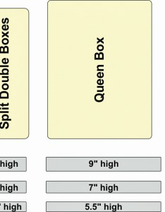 Mattress sizes guide nine clouds also box spring chart frodo fullring rh