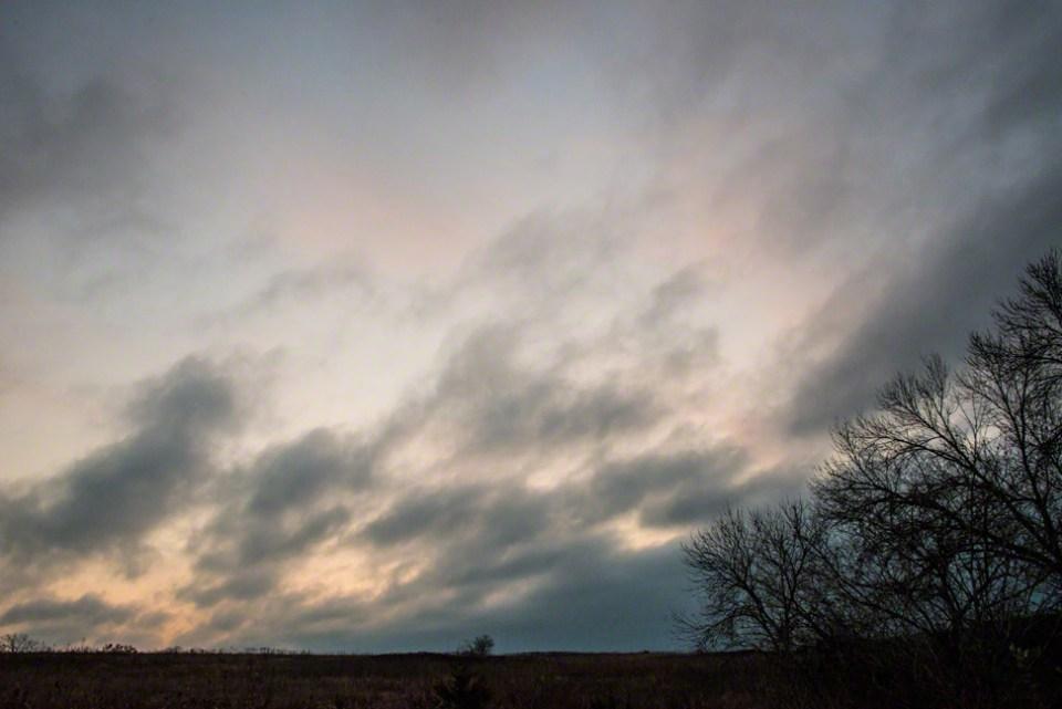 Dawn Sky of November 11